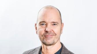 Robert Öberg, ombudsman på Riksförbundet FUB Foto: Linnea Bengtsson
