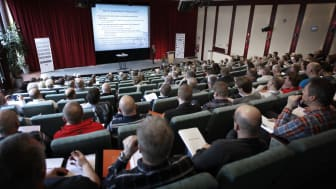 SSG Säkerhetskonferens är ett av Sveriges största forum för arbetsmiljö och säkerhet.