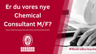 Bureau Veritas HSE søger chemical consultant