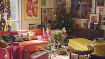 """We live in a time where we have a need for colours and prints to build a world around us that makes us feel happy and secure. Josef Frank said that patterned prints help the imagination wander,"""" says Thommy Bindefeld from Svenskt Tenn."""