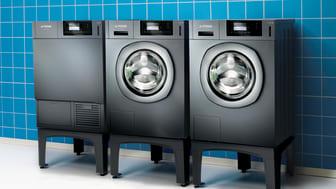 Tvättmaskiner i en klass för sig