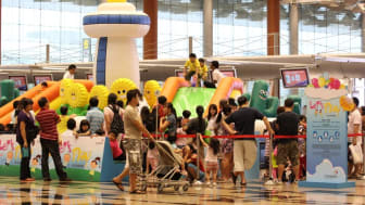 Enjoy a whole new fun holiday experience at Changi Airport this June!