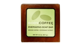 BodyCoffee Energizing soap bar