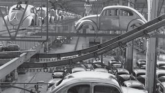 Volkswagens Wolfsburg-fabrik