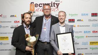 Karlstads kommun prisas för säkerhetsarbete
