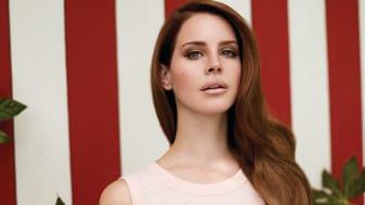 Lana Del Rey spiller på NorthSide 2014