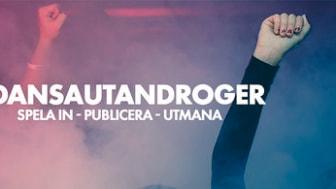 Dansa utan droger - ny kampanj på Göteborgs krogar