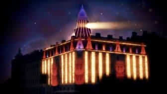 Drömljus - på lördag börjar ljusfesten i Helsingborg