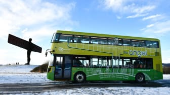 Go North East thanks customers for patience after colleagues pull out all the stops during snow disruption