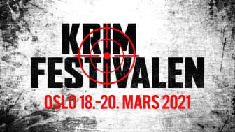 I år vil du kunne følge Krimfestivalen digitalt på krimfestivalen.no.