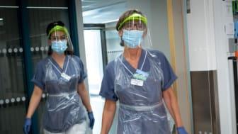 Södersjukhuset åter i normalläge