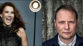 Jill Johnson och Magnus Carlson spelar på Sommarland Live den 3 augusti