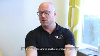 Thoren Framtid i Kalmar - skolan som talar över 30 språk