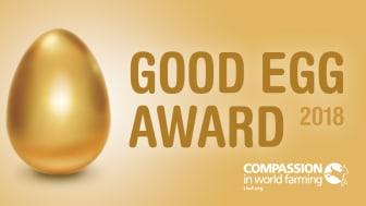 Nestlé får pris för sitt arbete med att fasa ut burhöns