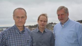 NGI-pionerer hedres i Offshore Energy Hall of Fame for innovasjon i fundamentering