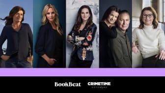 De är nominerade till Årets svenska deckarförfattare 2021