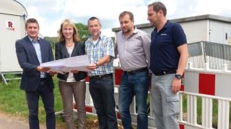 Bayernwerk ersetzt Freileitung zwischen Geigenwang und Hainfeld durch Erdkabel