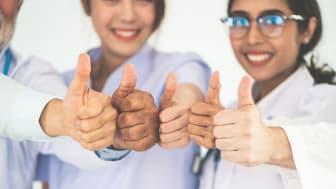 Avesta lasarett på första plats bland bästa klinikplaceringarna enligt Uppsalastudenter