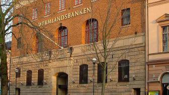Förändringar av byggnadsminnet Wermlandsbanken