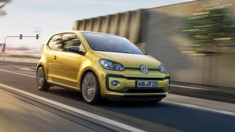 Next up! Verdenspremiere på den nye Volkswagen up!