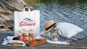 Låt oss leverera maten till den perfekta sommarmiddagen