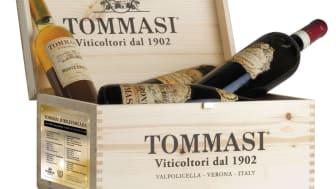 Tommasi jubileumslåda - kommer i beställningssortimentet den 20 november!