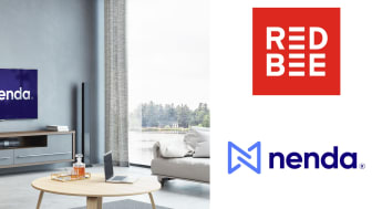 Red Bee Media Partners with Swedish Nenda – Powering Next Generation Television Experiences in Hotel Rooms Worldwide Through Managed OTT