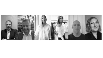 Mathias Wallin, Ole Carstensen, Nicolina Bengtsson, Sandra Persson, Kristian Petersson, Li Ekeberg