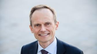 Egil Hogna, koncernchef