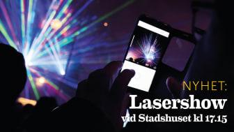 Nu inviger vi julen i Västerås City!