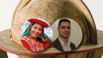 Berättarcafé på Haga bibliotek 27 mars: Livets resa – ett liv mellan två världar