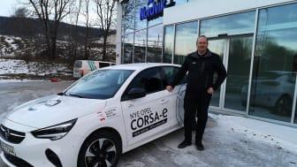 Kurt Ivar Urlandå, Salgsansvarlig Opel, Kia og Peugeot.