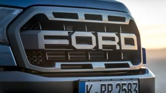 Az új Ford Ranger Raptor