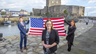 Irene Culleton from Larne has become the youngest-ever Northern Irish Diplomat following her appointment as First Secretary (Deputy Director) of the Northern Ireland Bureau