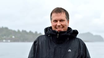 FRA VG TIL HURTIGRUTEN: Øyvind Solstad fra Andenes har nærmest vokst opp med Hurtigruten. Nå skal han lede selskapets globale satsing på sosiale medier. Foto: HURTIGRUTEN