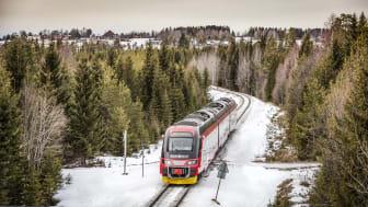 Obalansen i utgifterna för transportinfrastruktur framgår tydligt av Hela Sverige ska levas balansrapport, som publicerades i slutet av januari i år. Men det behöver inte vara så menar Inlandsbanan AB:s vd Peter Ekholm.