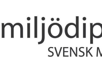 Eskilstuna Marknadsföring AB har miljödiplomerats enligt Svensk Miljöbas