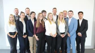 Berufsstarter der Mannheimer. Foto: Mannheimer Versicherung AG