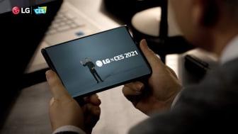 CES 2021: LG ser en framtid som görs bättre, säkrare och enklare med företagets avancerade lösningar