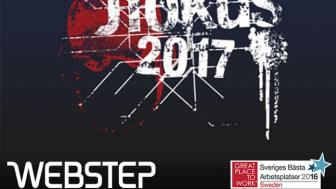 Webstep stolt sponsor på JFokus 2017