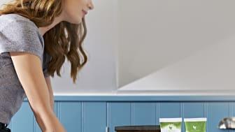 Aloe-Jojoba Shampoo och Conditioner för både hår och hårbotten.
