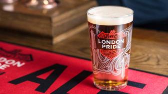 London Pride är huvudpartner till brittiska veckan på The Bishops Arms
