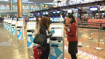 Changi Airport rolls out FAST check-in with SIA & SilkAir