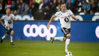 Rosenborgs Anders Konradsen. Foto: Scanpix