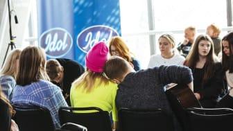 Idol-audition
