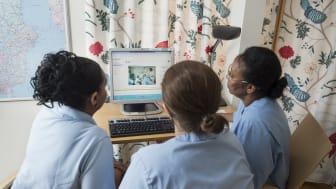 Palliation ABC är en webbutbildning i palliativ vård för hela vårdteamet. Foto: Anna Tärnhuvud/Betaniastiftelsen