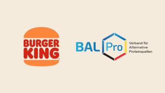 Burger King® setzt sich für Fleischalternativen ein