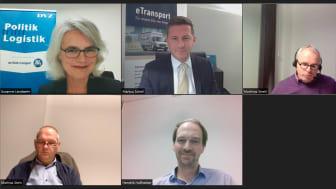 Politik trifft Logistik: Gipfeltreffen als Online-Konferenz
