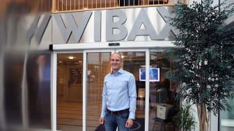 Markus Holmlund, CEO Wibax Production AB