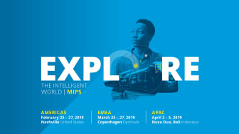 MIPS 2019: Unlocking innovation in an intelligent world